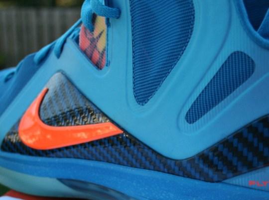 """Nike LeBron 9 Elite """"China"""" on eBay"""