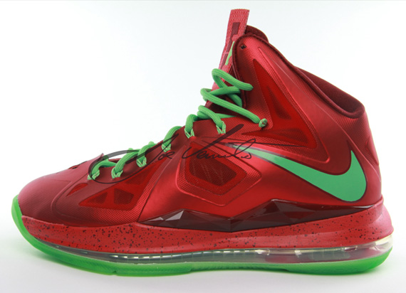 Lebron James Shoes 10 Elite