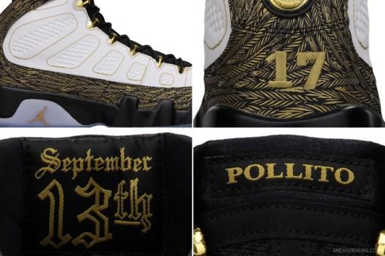 """Air Jordan IX """"Doernbecher"""" – Release Reminder"""