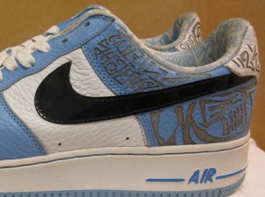 """Nike Air Force 1 Low """"Entourage"""" Promo Sample on eBay"""