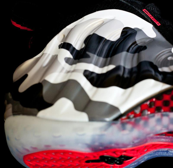 "Nike Air Foamposite One - Camo ""Fighter Jet"" - SneakerNews.com"