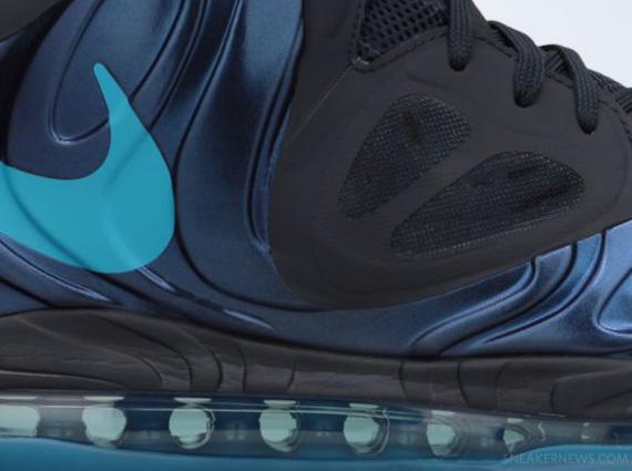 448f87aa Nike Hyperposite - Dark Obsidian - Dynamic Blue   Release Reminder ...