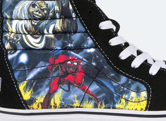 Iron Maiden Vans Sk8 Hi For Sale