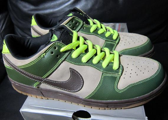 2004 nike dunk low pro sb jedi malishoez1 | Sneakers, Adidas