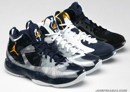Jordan Brand 2012-13 Cal PEs