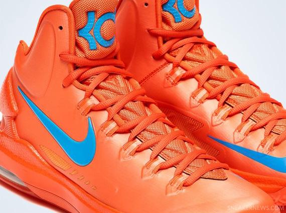 Nike KD V iD