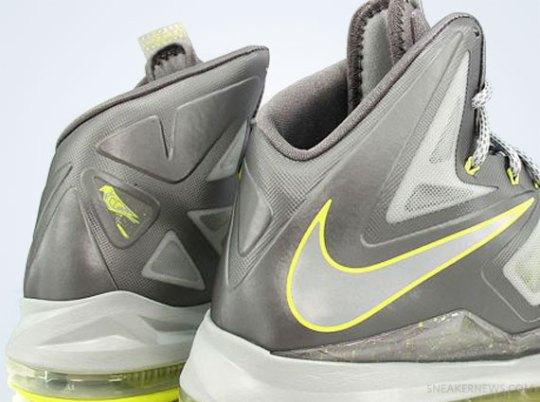 "Nike LeBron X ""Canary"" – Release Date"
