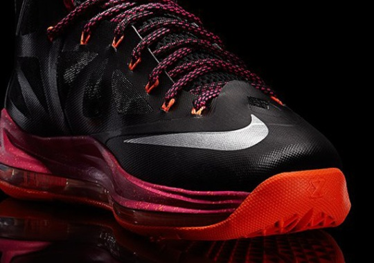 "timeless design e04d7 d18d1 Nike LeBron X ""Floridians Away"" – Release Reminder"