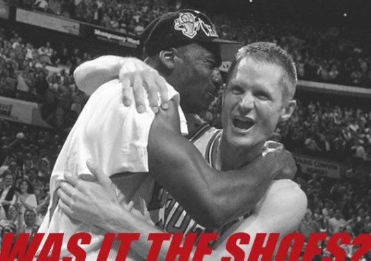 Michael Jordan Makes Key Pass To Steve Kerr In 1997 Finals