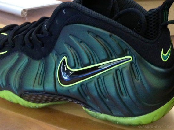 new styles 3b15f c3aff Nike Air Foamposite Pro