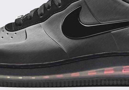 "wholesale dealer 28e85 c8ce8 Nike Air Force 1 Foamposite Max ""Black Friday"""
