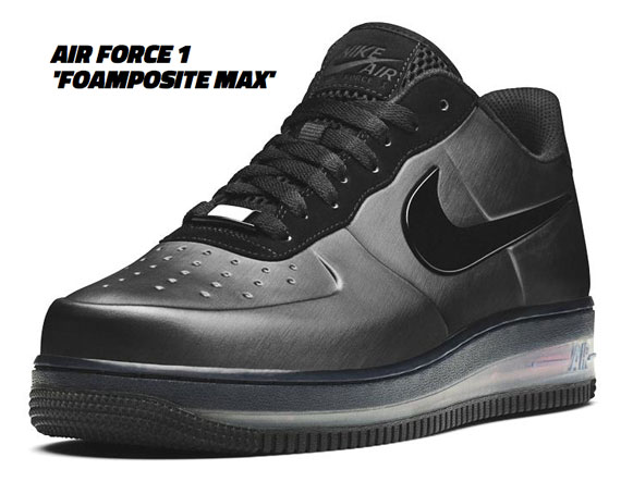 nike force air black