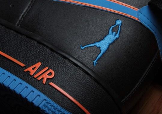 Nike Air Force 1 High – Rasheed Wallace Knicks Away PE