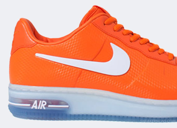 Nike Air Force Orange