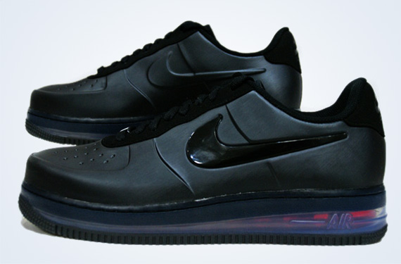 1e9c6188c0f nike air force 1 black the foams sneakers