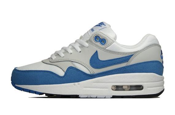 nike air max blue grey