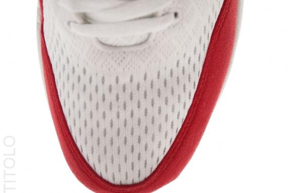Nike Air Max 1 EM White University Red