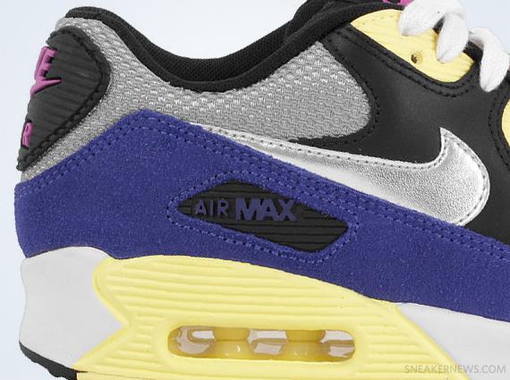 Nike WMNS Air Max 90 - Medium Grey