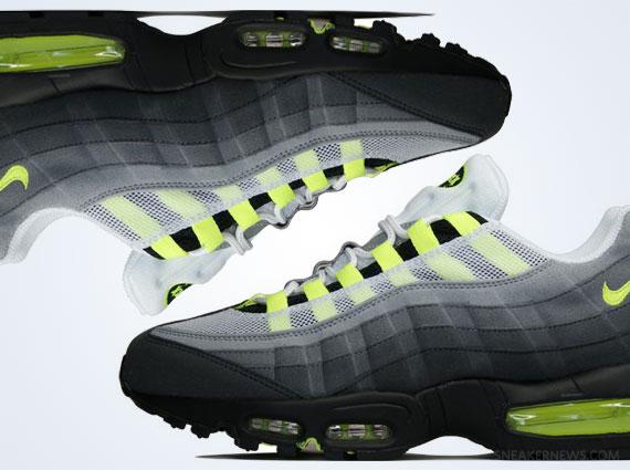 Nike Air Max 95 Neon Yellow