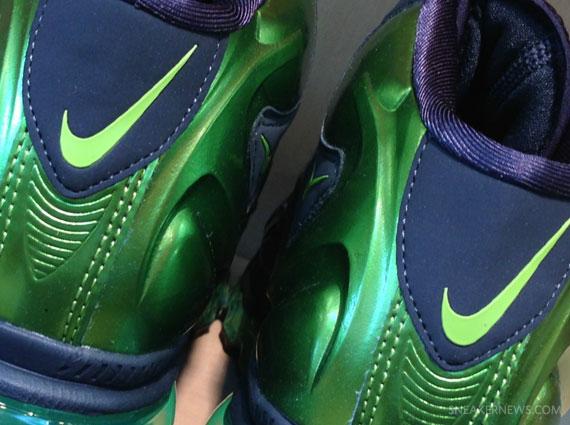 Nike Air Max Flyposite Anthracite Brilliant Green