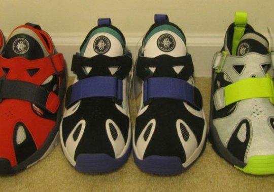 Nike Air Trainer Huarache '94 – 2013 Samples