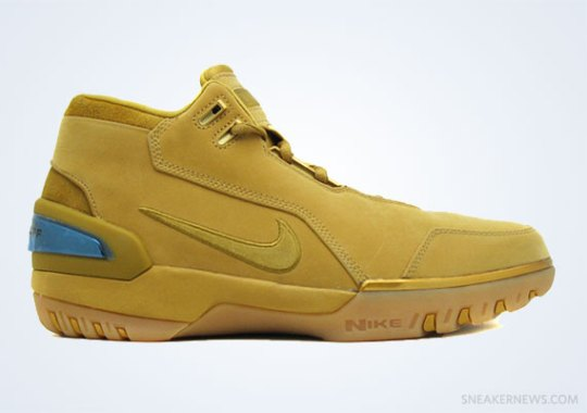 """Classics Revisited: Nike Air Zoom Generation """"Wheat"""" (2004)"""