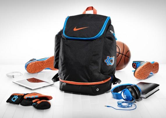 nike basketball inside access kevin durants backpack