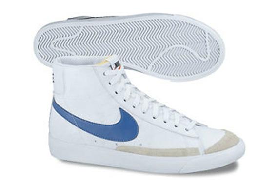 Nike Blazer Mid 77 Premium Vintage Joggesko ke1JWceVR