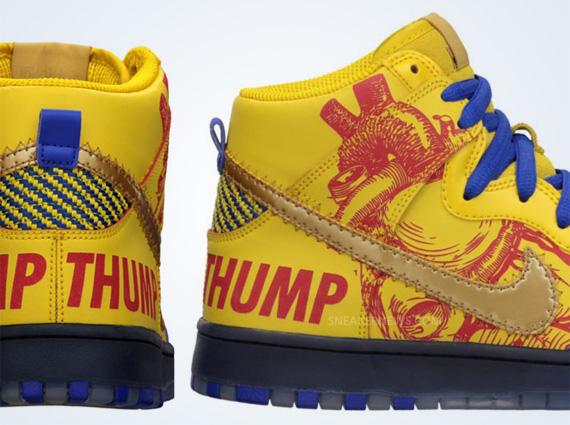 new product dbf25 3ef7c Nike SB Dunk High
