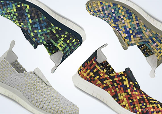 Nike Free Woven 2013 Preview