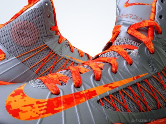 hyperdunk 2012 orange