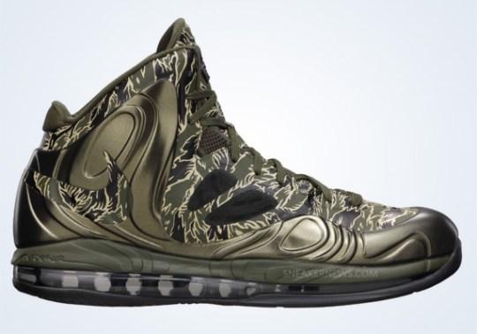 """Nike Hyperposite """"Tiger Camo"""" – Release Date"""