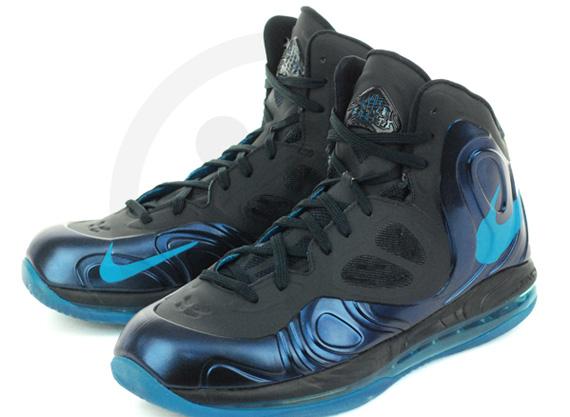 a07dcfab Nike Air Max Hyperposite Dark Obsidian/Dynamic Blue 524862-401 11/15/12  $225. Advertisement