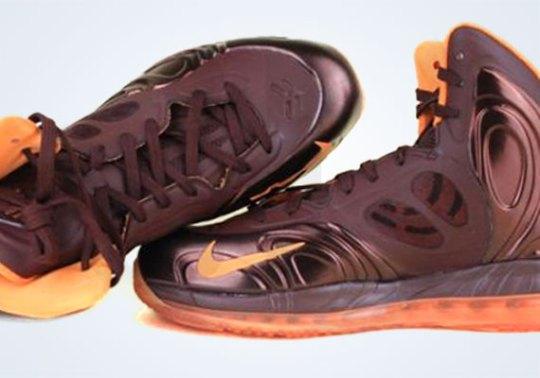 Nike Air Max Hyperposite – Team Brown – Total Orange