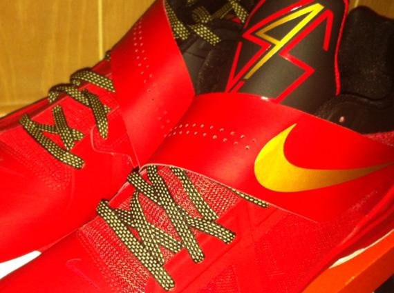 2ca8a6547e83 Nike Zoom KD IV - Mike Miller PE - SneakerNews.com