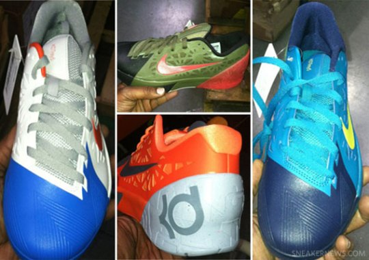 Nike KD Trey 5 – First Look