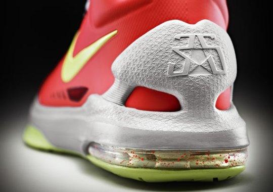 "Nike KD V ""DMV"" – Release Date"