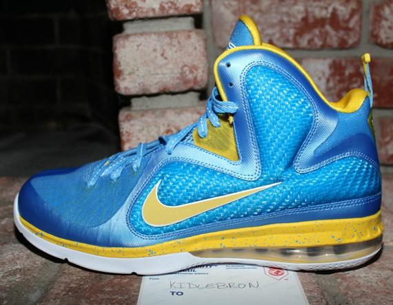 Nike LeBron 9 - Swin Cash PE - SneakerNews.com 04752bccf