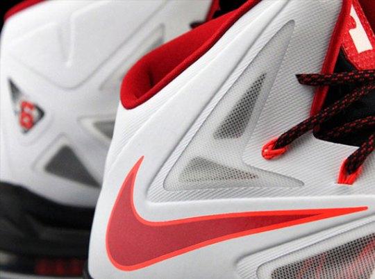 """Nike LeBron X """"Home"""""""