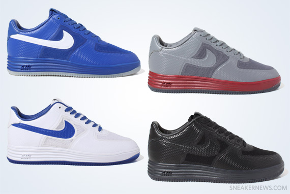 d020ea5fa436 Nike Lunar Force 1 Fuse - Upcoming Colorways - SneakerNews.com
