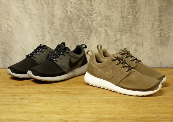 3b86b4bd75619 Nike Roshe Run Premium NRG - SneakerNews.com