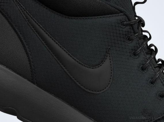 shop nike air force 1 - Nike Roshe Run Trail \u0026quot;Blackout\u0026quot; - SneakerNews.com