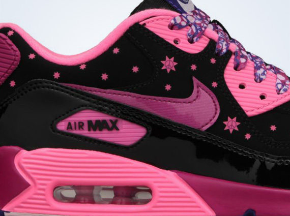 new product 807f4 6672f Nike WMNS Air Max 90 LE