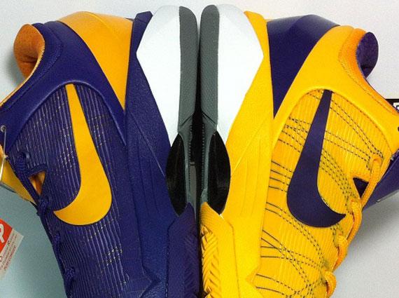 "the best attitude 1b879 a538b Nike Zoom Kobe VII ""Yin Yang"" – Release Date"