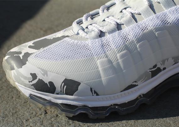 Nike Air Max 95+ BB White Pure Platinum Camo