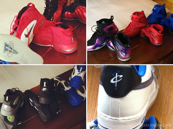 Penny Hardaway's Nike Signature + PE Collection