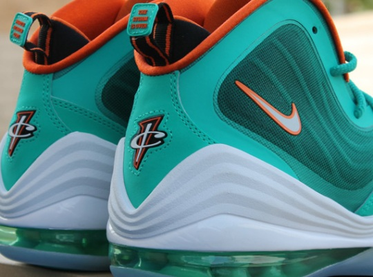 """Nike Air Penny V """"Dolphins"""" – Release Reminder"""