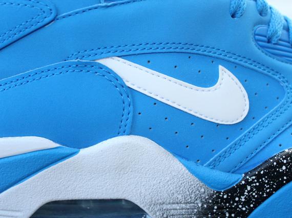Nike Air Force 180 Mid Photo Blue