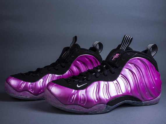 Nike Air Foamposite One Quot Polarized Pink Quot Arriving At