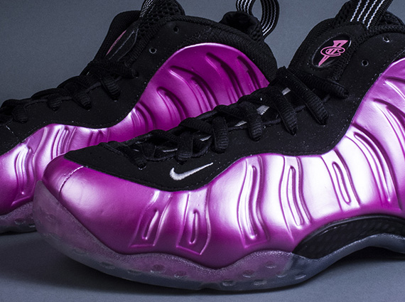 nike air foamposite one quotpolarized pinkquot arriving at